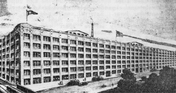 Excelsior Factory, Chicago